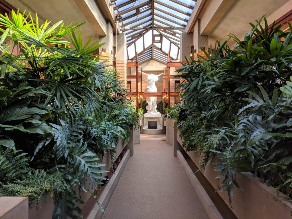 Frank LLloyd Wright Conservatory Buffalo, NY